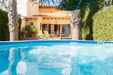Maison de vacances 1273254 pour 4 personnes , Llubi