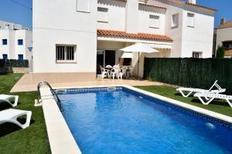 Casa de vacaciones 1273790 para 8 personas en Calafat Playa