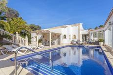 Holiday home 1274618 for 6 persons in Jávea