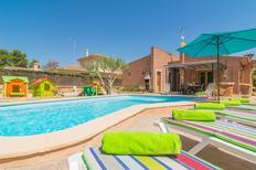 Villa 1275161 per 8 persone in San Lorenzo de Cardessar