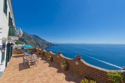 Villa 1276590 per 3 persone in Praiano
