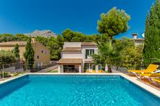 Holiday home 1276610 for 8 persons in Cala de Sant Vicenç