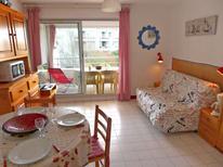 Appartement 1277742 voor 4 personen in La Grande-Motte