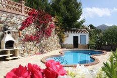 Holiday home 1278323 for 5 adults + 1 child in Competa
