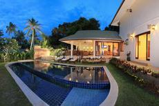 Casa de vacaciones 1278380 para 10 adultos + 1 niño en Bo Phut