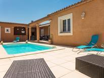 Maison de vacances 1279978 pour 6 personnes , Sallèles-d'Aude