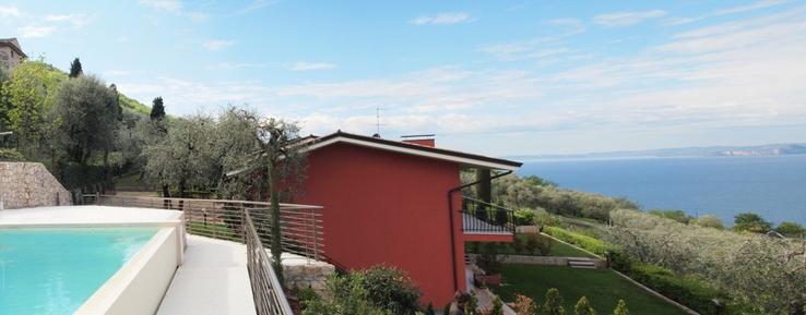 Holiday apartment 1280100 for 7 persons in Torri del Benaco