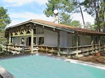 Holiday home 1282642 for 8 persons in Maubuisson