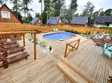 Villa 1282837 per 6 persone in Vel'ký Slavkov