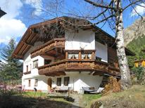 Holiday apartment 1283212 for 10 persons in Arzl im Pitztal