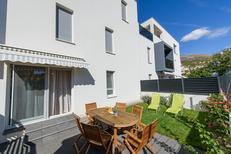 Mieszkanie wakacyjne 1283848 dla 5 osób w Podstrana
