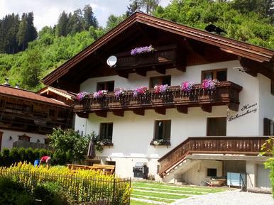 Holiday apartment 1285273 for 4 adults + 1 child in Mühlbach am Hochkönig
