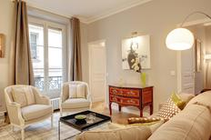 Holiday apartment 1285728 for 6 persons in Paris-l'Hotel de Ville-4e