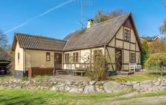 Holiday home 1285991 for 6 persons in Snøde
