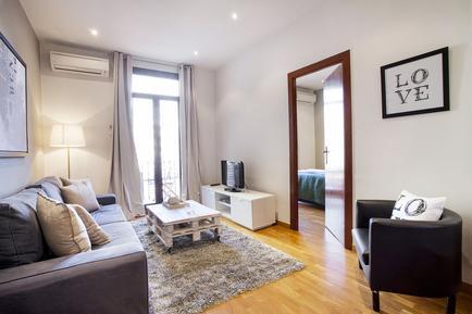 Apartamento 1287830 para 4 personas en Barcelona-Eixample