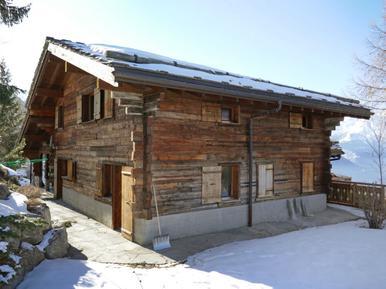 Maison de vacances 1288446 pour 8 personnes , Nendaz