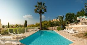 Holiday apartment 1289743 for 4 adults + 1 child in Vence