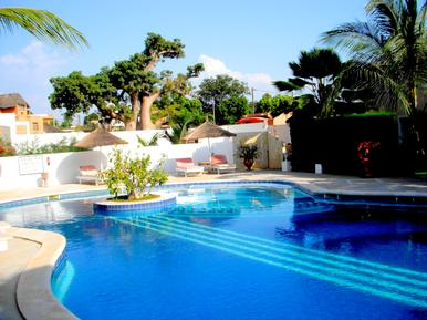 Casa de vacaciones 1290597 para 6 personas en Saly
