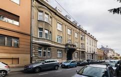 Mieszkanie wakacyjne 1291287 dla 4 osoby w Zagreb