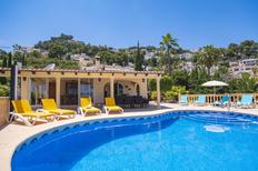 Holiday home 1291421 for 10 persons in Moraira