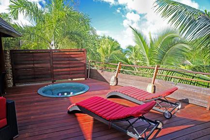Casa de vacaciones 1294189 para 6 personas en Papetō'ai