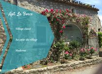 Holiday apartment 1296847 for 4 persons in La Garde-Adhémar