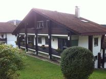Appartement 1297313 voor 4 personen in Oberstaufen