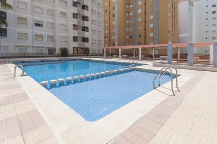 Holiday apartment 1298363 for 6 persons in Grau i Platja