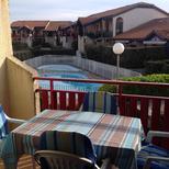 Appartement 1299590 voor 4 volwassenen + 1 kind in Capbreton