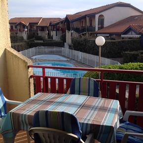 Apartamento 1299590 para 4 adultos + 1 niño en Capbreton