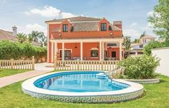 Holiday home 1301909 for 10 adults + 2 children in Arcos de la Frontera