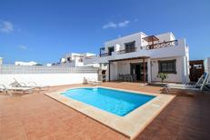 Holiday home 1303306 for 6 persons in Playa Blanca
