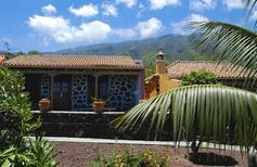 Maison de vacances 1305250 pour 3 personnes , Breña Alta