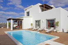 Holiday home 1306599 for 2 adults + 4 children in Yaiza