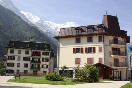 Appartamento 1306603 per 3 adulti + 1 bambino in Chamonix-Mont-Blanc