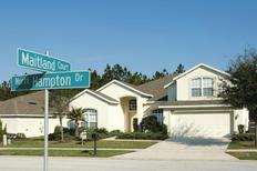 Holiday home 1309082 for 8 persons in Orlando