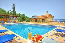 Villa 1310773 per 12 persone in Melissourgeio
