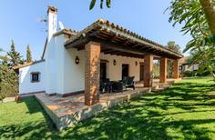 Maison de vacances 1312439 pour 6 personnes , Conil de la Frontera