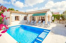 Holiday home 1312945 for 6 persons in Cala de Sant Vicenç