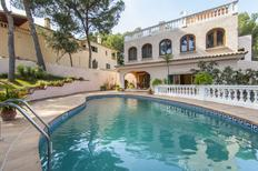 Villa 1314484 per 10 adulti + 2 bambini in Costa d'en Blanes