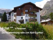 Holiday apartment 1315244 for 4 persons in Saas-Fee