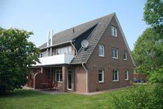 Holiday apartment 1315366 for 4 adults + 1 child in Bensersiel