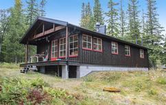 Rekreační dům 132181 pro 6 dospělí + 4 děti v Gräftåvallen