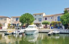 Maison de vacances 1320749 pour 6 personnes , Aigues-Mortes