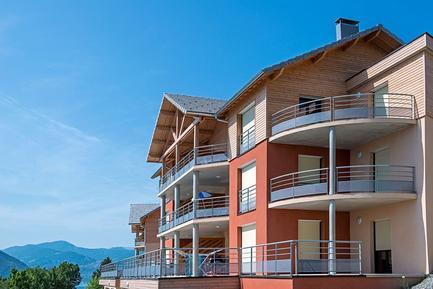 Apartamento 1323766 para 4 adultos + 2 niños en Chorges