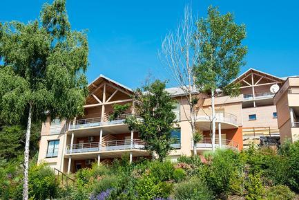 Apartamento 1323768 para 4 adultos + 2 niños en Chorges