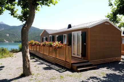 Casa móvil 1323769 para 6 personas en Chorges