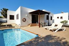 Holiday home 1325449 for 2 persons in Playa Blanca