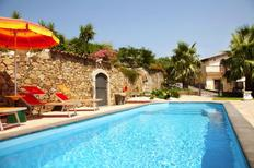 Holiday home 1325563 for 4 persons in Francavilla di Sicilia