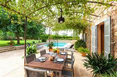Dom wakacyjny 1329304 dla 6 osób w Artà